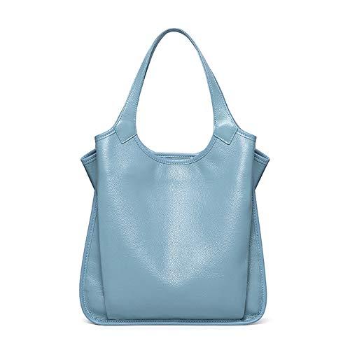 de Vintage Durable Claro Bolsos Bolsos Bolsos Hobo monederos Yoome Cuero Bolsa de Damas para Hombro de Azul Crossbody Mujeres Cubo Negro 8xnBwdqYq