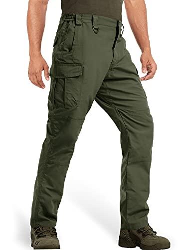 MAGCOMSEN Mens Tactical Pants Cargo Pants for Men