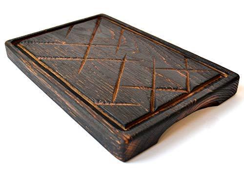 Wood Steak Board 10x6,8x0,8