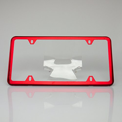 license plate frame candy - 7