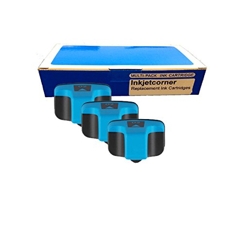 02 Cyan Compatible Ink Cartridge - 8