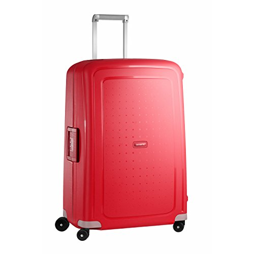 Samsonite S'cure Spinner 28, Crimson Red