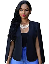 Women Elegant Party Bussiness Suits Tops Outwear Jackets Blazer