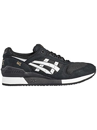 Zapatillass White Tiger Asics Respector Black Asics White Black 2017 Gel qfnnxwp