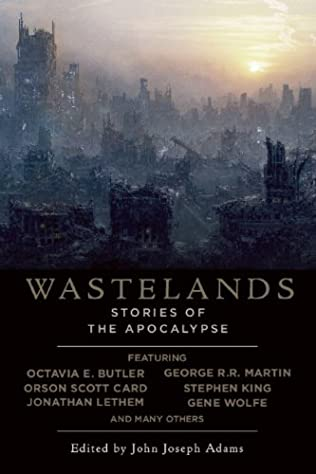 book cover of Wastelands