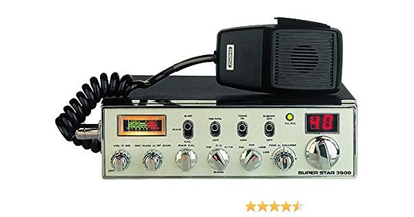 SUPER STAR 3900 Emisora tansceptor móvil CB/27 MHz