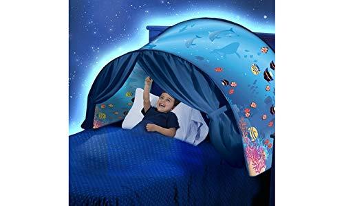 Dream Tents Fun Pop up Tent- Undersea World- Twin Size