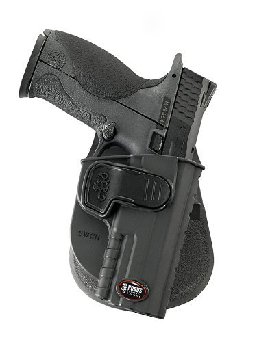 Fobus Concealed Carry Level 2 BELT Holster SWCH S&W M&P 9mm .40 .45 Compact and Full Size Rapid Release System