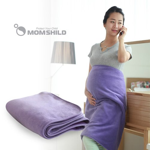 1pcs of MOMSHILD Electromagnetic Wave Shielding Blanket, Washable / Protect Your Child