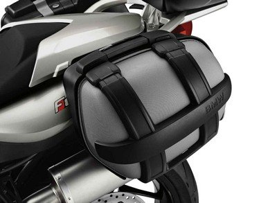 BMW Genuine F800R Motorcycle SPORT CASES Left