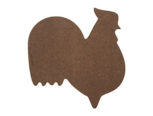 Epicurean Cutting Surfaces Novelty Series Cutting Board, Roo