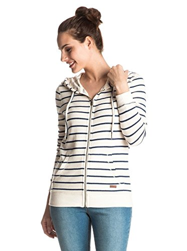 Roxy Striped Sweatshirt - 2