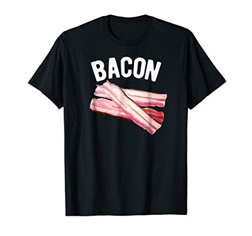 Bacon & (Eggs) Funny Matching Halloween Costume T-Shirt -