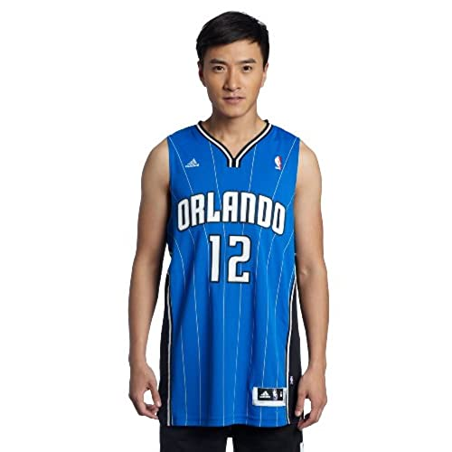 NBA Mens Orlando Magic Dwight Howard Replica Player Swingman Jersey, X-Large, Blue
