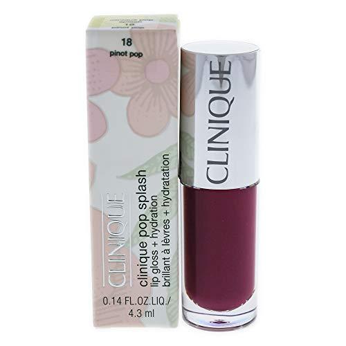 (Clinique Pop Splash for Women, 18 Pinot Pop, 0.14 Ounce)