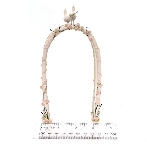 Wedding WEDDING ARBOR 71026 Vows Most Sinderely New
