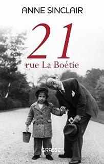 21, rue La Boétie, Sinclair, Anne