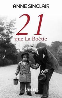 21 rue La Boétie par Sinclair