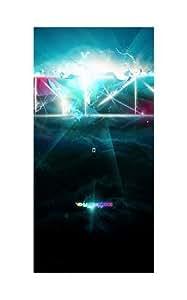 Creative Illustration Shining Light Custom Hard Back Case Samsung Galaxy S3 SIII I9300 Case Cover - Polycarbonate - White