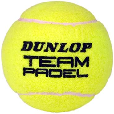 Dunlop 0503053 Pelotas en Bote, Unisex Adulto, Multicolor, 3 ...