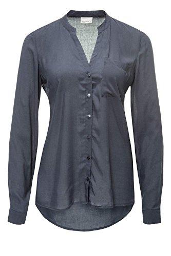 Ombre Vero s Moda Shirt Noos Vmsue L Ella Blu Camicia Donna qp4rSqCB