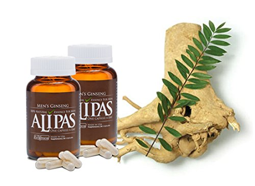 Brian Supermarket - ALIPAS Ginseng Platinum for Men Testosterone -Eurycoma Longifolia -Sexual Health by Brian Supermarket (Image #1)