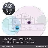 NETGEAR WiFi Mesh Range Extender EX7700