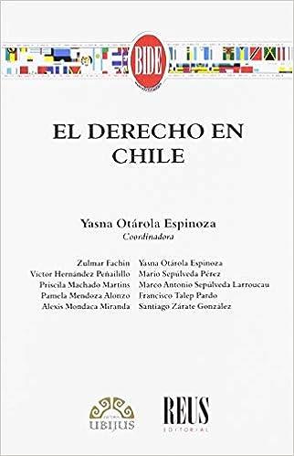 Amazon.com: El Derecho en Chile (9788429021127): Zulmar ...