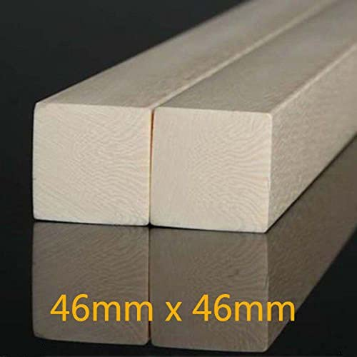 "Imitation Resin Based Ivory Substitute Material 12/"" Rod Block ARVORIN"