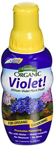 Espoma (VIPF8) Organic Violet Plant Food, 8 oz