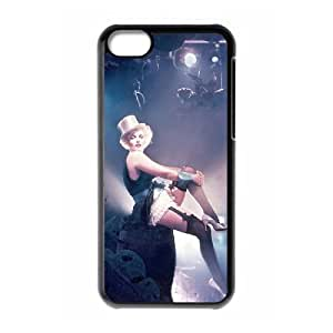 I-Cu-Le Print Marilyn Monroe Pattern PC Hard Case for iPhone 5C