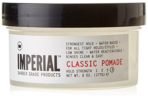 Imperial Classic Pomade, 6 Ounce (Imperial Barber Gel compare prices)