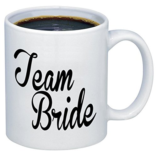 Printing Obama Cover (P&B Wedding Team Bride for Gifts Ceramic Coffee Mugs M238 (11 oz.))