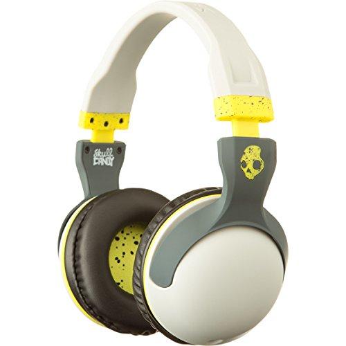Skullcandy Hesh 2.0 Headphones with Mic Light Gray/Dark Gray/Hot Lime, One Size