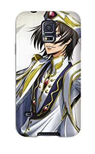 New Arrival Case Cover With JBTvpuh3680nnyAm Design For Galaxy S5- Code Geass