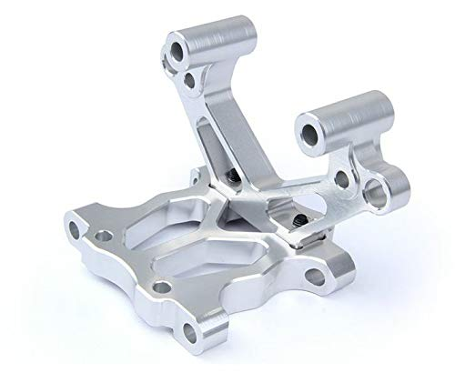 - FidgetKute Alloy Front Bulkhead Silver fit 1/5 RC HPI Baja 5B 5T 5SC Show One Size