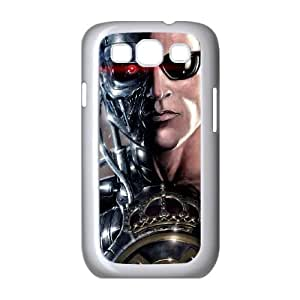 Terminator Samsung Galaxy S3 9300 Cell Phone Case White Z1819912