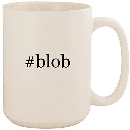 Marvel Universe Xbox 360 - #blob - White Hashtag 15oz Ceramic Coffee Mug Cup