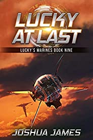 Lucky At Last: Lucky's Marines   Book