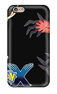 AyYbltG2271myXRm Julie V Moody Awesome Case Cover Compatible With Iphone 6 - Pokemon Xy