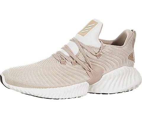 890a677a7 Galleon - Adidas Running Men s Alphabounce Instinct Ash Pearl Chalk White Cloud  White 12 D US