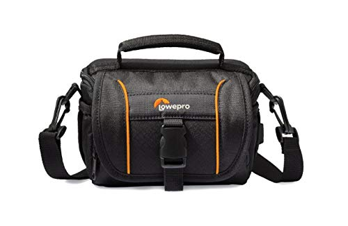 Lowepro Adventura SH 110 II - A Protective and Compact Shoulder Bag for a Camcorder, CSC or Action Video Camera