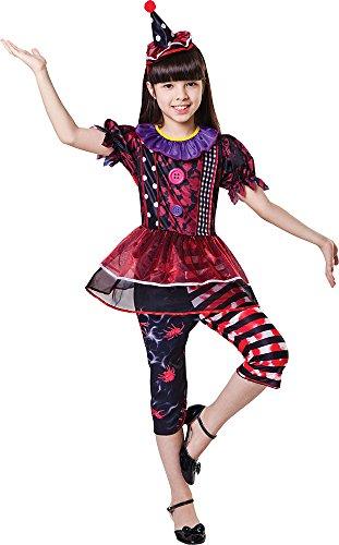 Sportsgear US Halloween Clown Girl (L) ()