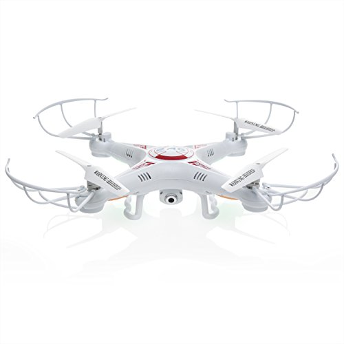 Best Choice Products RC 6-Axis Quadcopter Flying Drone Toy With Gyro and Camera Remote Control LED Lights