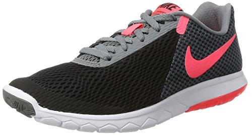 White Women's Nike cool Grey Black 6 Flex Experience Run Running Punch Hot Multicolour r4q7rI