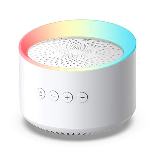 Axloie Portable Bluetooth Speakers, Colorful Light Bluetooth Speaker Wilreless with Deep Bass and Stereo Sound, 12 Hours Playtime, TWS, Support TF Card/AUX, Built-in Mic for Home Outdoor Party Travel