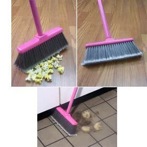 Fuller Brush Sweep It Away Pink Breast Cancer Broom