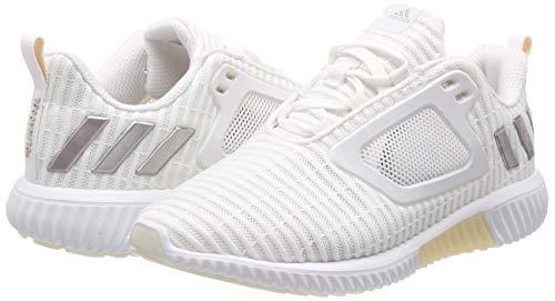 Adidas Metallic platin Scarpe White Donna crystal Climacool Running linen 0 Bianco Cw FqwxFSr6