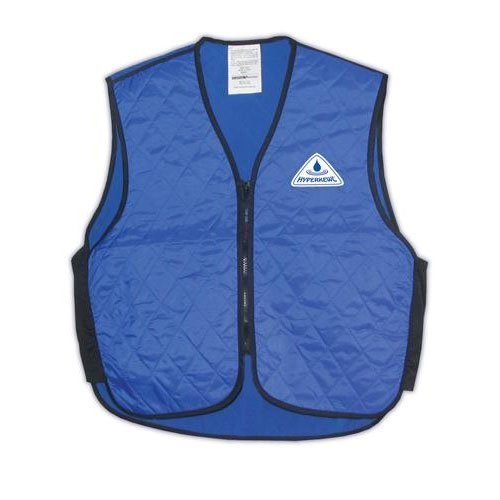 TechNiche International Adult HyperKewl Cooling Sport Vest, XXX-Large, Royal Blue