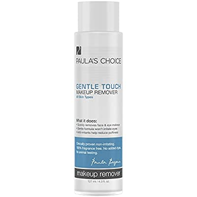 Paula's Choice Gentle Touch Makeup Remover with Antioxidants and Anti-Irritants - 4.3 oz